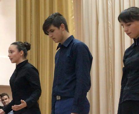 Echipa TineArt din Șoldănești - în etapa finală a festivalului național Teatrul social