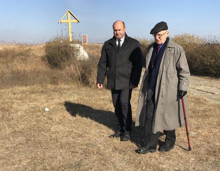 La Șestaci și la Bălți, au cinstit ungurii militari și civili, jertfe ale stalinismului