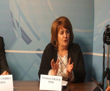 ELECTORALA 2019. Eleonora GRAUR: Reformele nu trebuie să îngrădească serviciile de cetățean