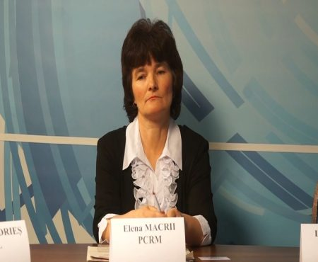 ELECTORALA 2019. Elena MACRII Sunt mulți cei care mor înainte de a ieși la pensie
