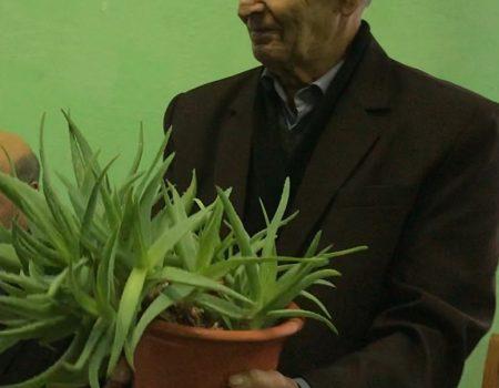 Ion Tudose, omul care își cântă baștina