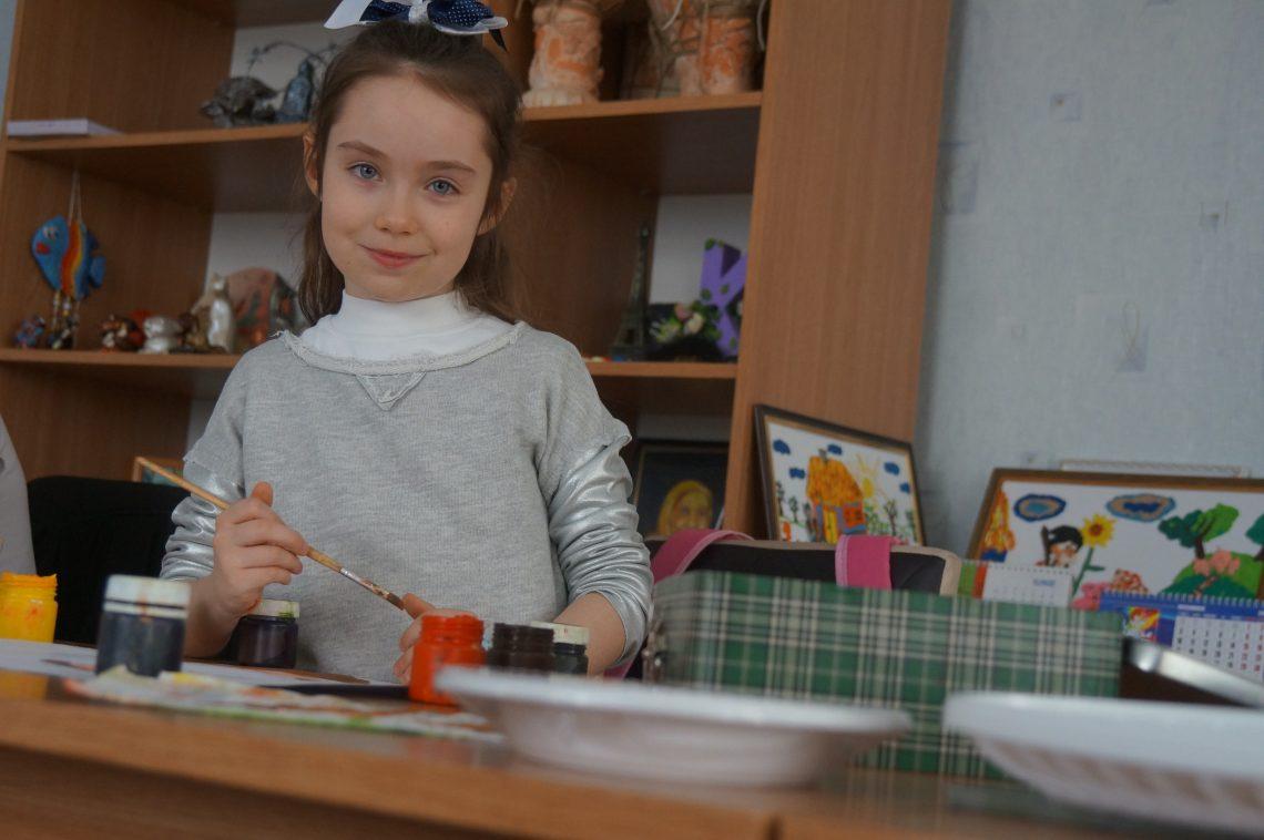 La 7 ani, Anastasia BEȘETI, din Șoldănești, înregistrează prima victorie