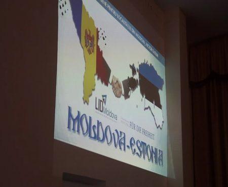 Estonia și Moldova: construim podul speranțelor