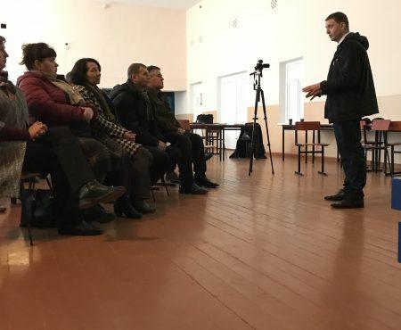 Estonia vine la Șoldănești cu soluții și suport