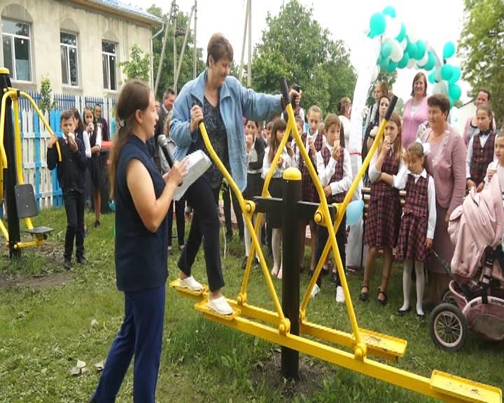 La Olișcani, vârstnicii sunt chemati în parcul de odihnă, alături de copii