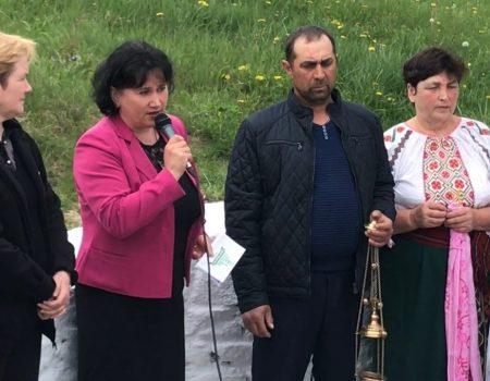 La Cobâlea, ambasadorii comunitari schimbă localitatea
