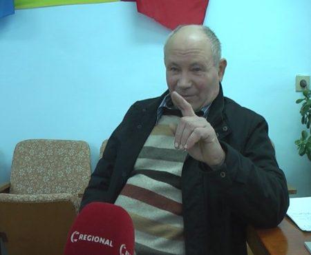 Vasile PARASCOVEI, primar de Mihuleni: Nu doresc să-mi părăsesc baștina