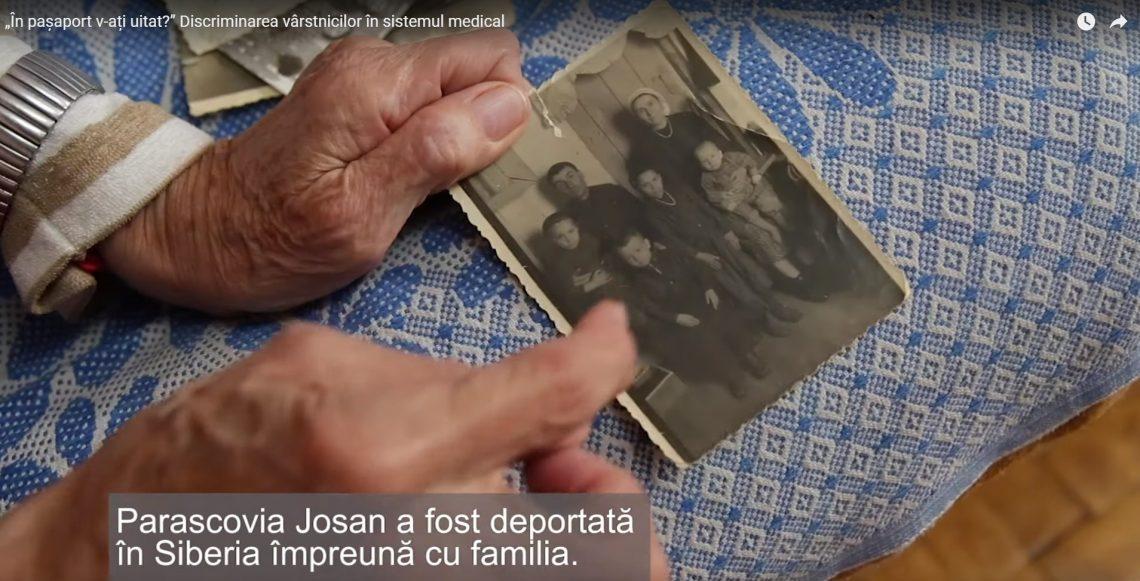 """""""În pașaport v-ați uitat?"""" Discriminarea vârstnicilor în sistemul medical"""