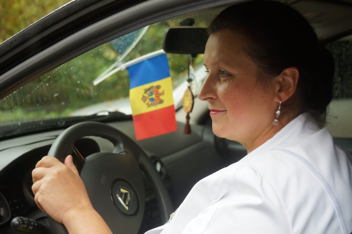 Svetlana ROTUNDU, realeasă la cârma raionului