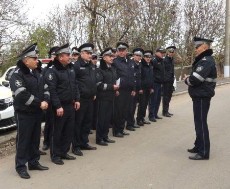 Consolidarea poliției, la Șoldănești