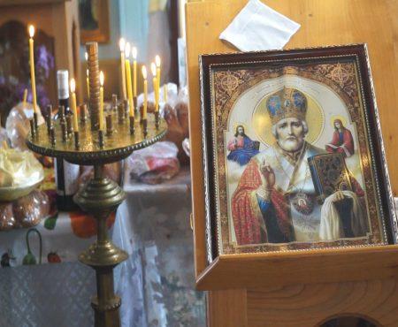 Tradiții la Samașcani: Ruga catre sfântul Nicolae, ocrotitorul copiilor