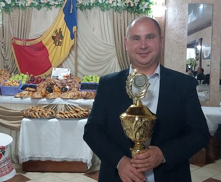 Ruslan COJOCARU, agricultorul anului 2019, la Șoldănești