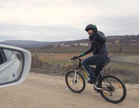 Bicicleta va salva planeta
