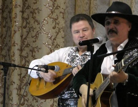 Un buchet de melodii pentru femeile din raionul Șoldănești