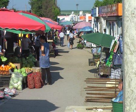 Activitatea pieții de mărfuri industriale din orașul Șoldănești — SISTATĂ