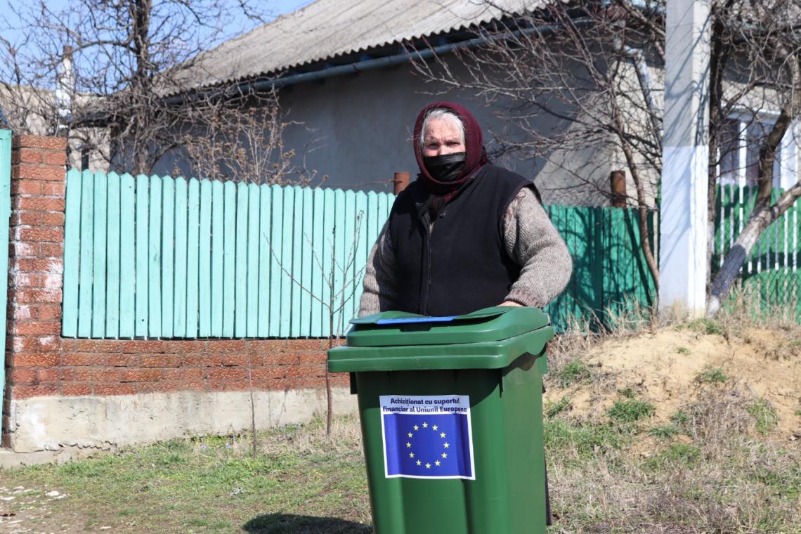 Proiectele europene de gestionare a deșeurilor schimbă la față municipiul Cahul și satul Dubăsarii Vechi