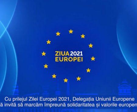 Agenda Europe Day 2021