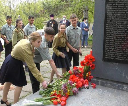Ziua Europei și Ziua Victoriei, la Șoldănești