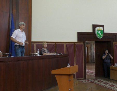 Ședința extraordinară a Consiliului raional: rocada de cadre – respinsă