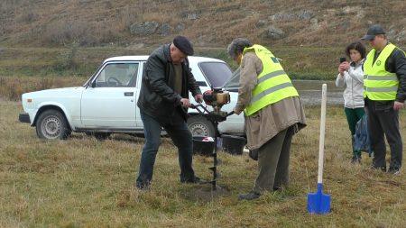 În satul Rogojeni, au amenajat un parc, în Ziua Ecologică